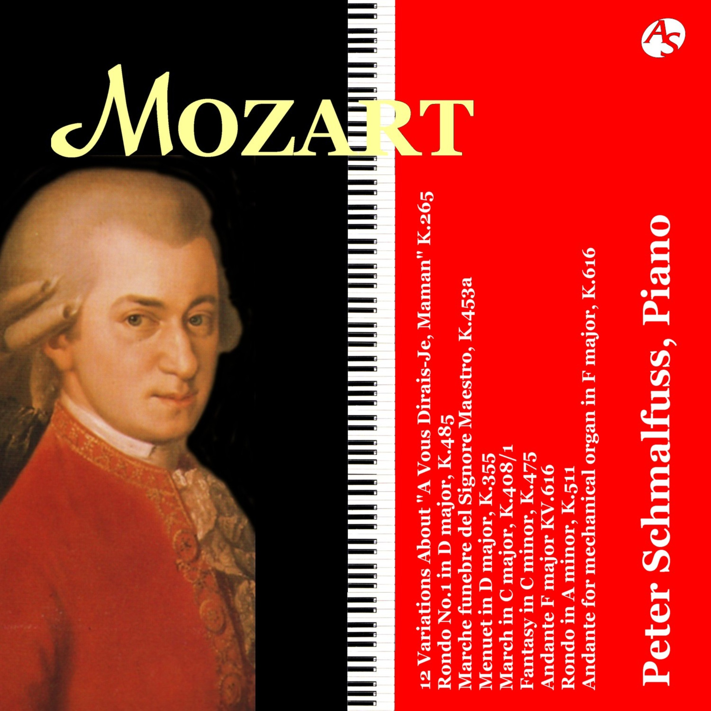 Mozart_Peter Schmalfuss Piano
